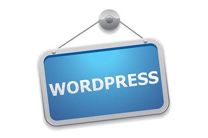 Utilisation CMS Wordpress